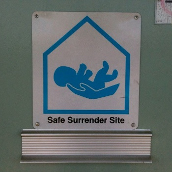Picture of a Safe Surrender Site
