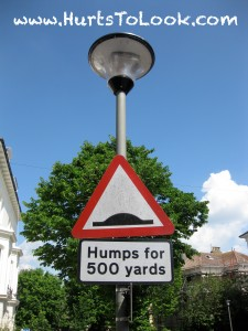 Photo of Humps for 500 Yards