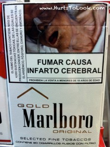 Photo of Fumar Causa Infarto Cerebral Marlboro Cigarettes Peru