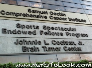 Photo of Endowed Fellows Program Johnnie Cochran Brain Tumor