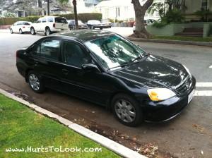 Photo of Worst Parking Job Ever Black Car Hurts To Look