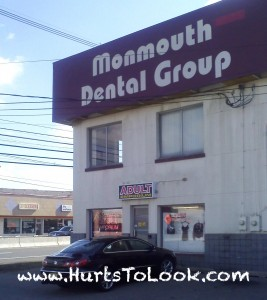 Photo of Monmouth Dental Group Adult Emporium Hurts To Look
